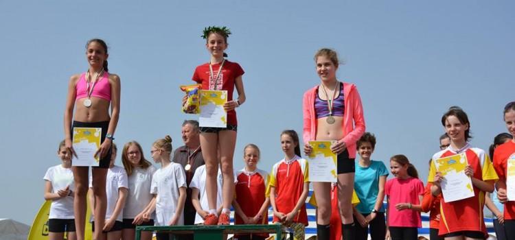Csuta Dorottya országos bajnok! 2016.04.05.
