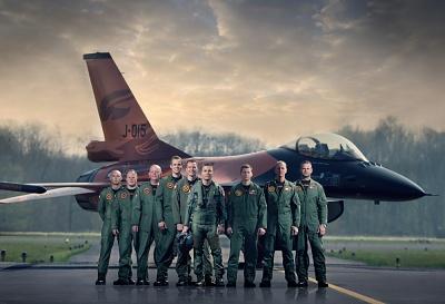 Repülős programok a Pegazusok csapatával.