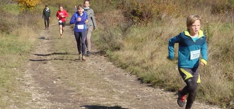 Hegyi futóink sikeres versenye.