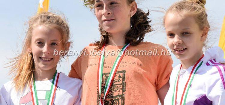Csuta Dorottya országos bajnok a diákolimpián!