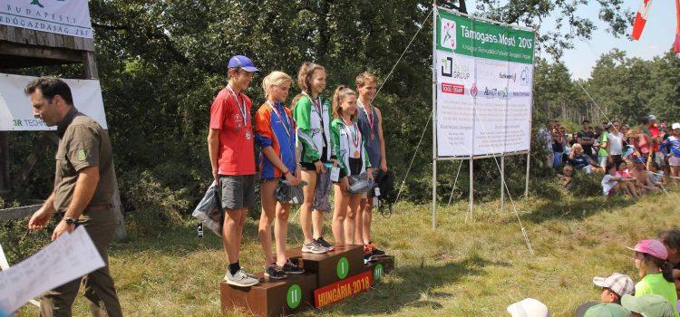 Zempléni Lilla nyerte, a Hungária kupát!