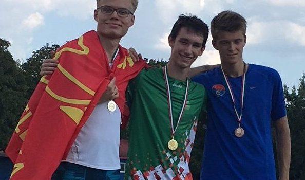 Lengyel Gábor bajnoki ezüstje!
