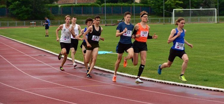 Lengyel Gábor harcos futása az országos bajnokságon!