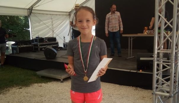 O'Shea Sophie, és Collin nyerte a Klebelsberg futást!