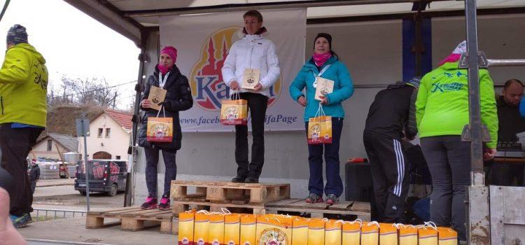 Drótár Katalin nagy győzelme, a III. TARCAL EXTREME versenyen