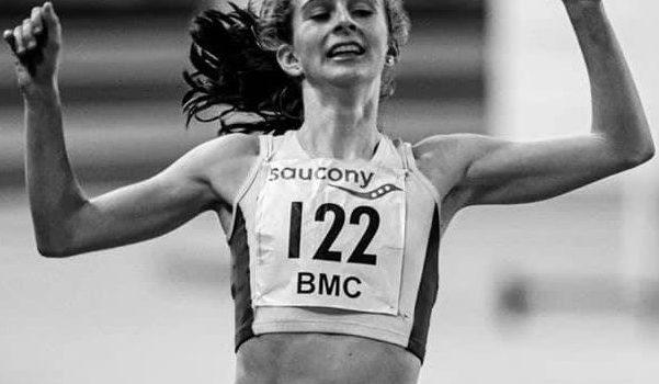 Csuta Dorottya Skót bajnok, Eb szintidőn belül futott.