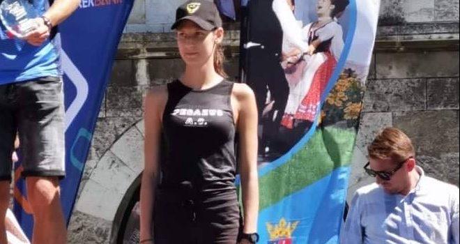 Bronzérmes Kingánk, avagy a Tatai mini maratoni debütálása.