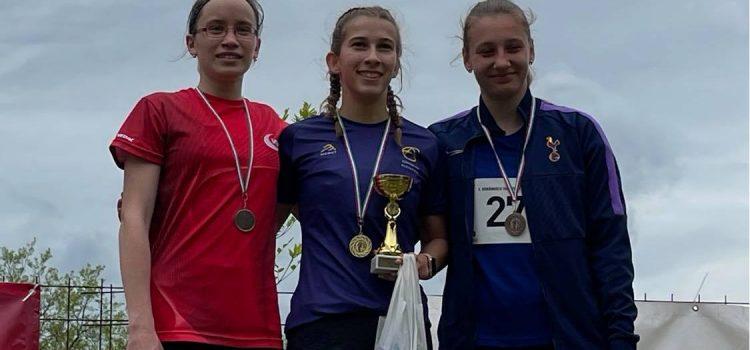 Kettő arany, a miskolci Youth cup vb. válogatón.